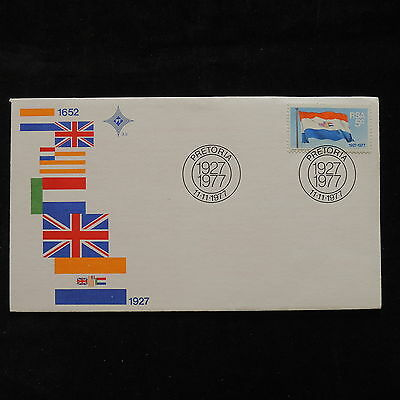 PG-A728 SOUTH AFRICA IND - Flags, 1977, Special Cancel Cover