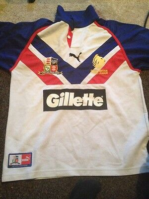 Great Britain 2005 Rugby League Shirt