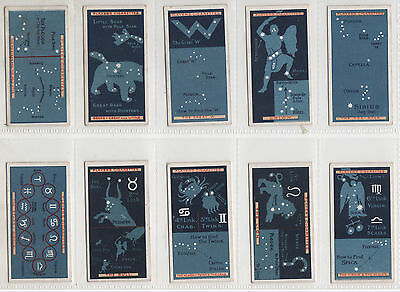 Cigarette Cards - Those Pearls In Heaven - Player 1914 - Complete Full Set
