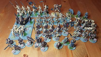 28mm Painted Undead Skeleton Fantasy Army Dragon Rampant