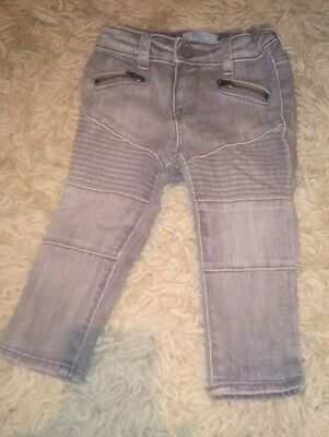 baby gap jeans 12-18 months skinny fit