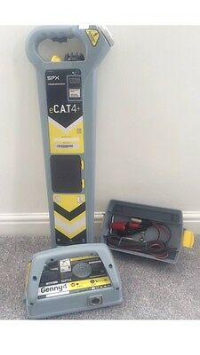 ��JANUARY SALE��Radiodetection e CAT 4+ Cable Locator and Genny set.