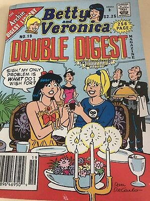 Betty and Veronica Double Digest Magazine #18 (Apr 1990, Archie)