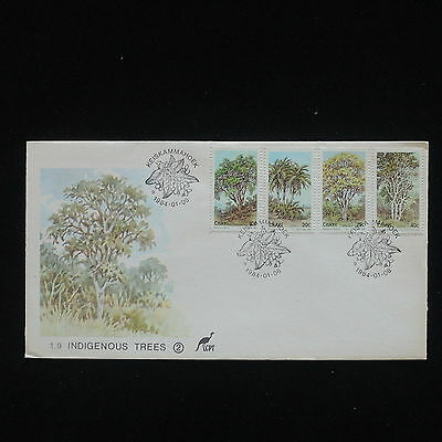 ZG-C419 CISKEI - Plants, 1984, Indigenous Trees Cover