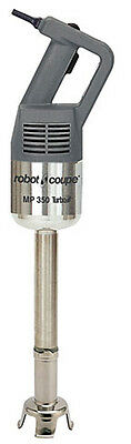 Robot Coupe 14In Commercial Hand Held Power Mixer Stainless 660 Watts - Mp 350 T