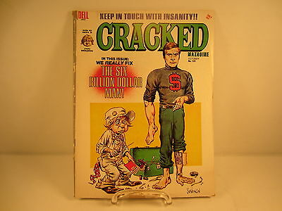 CRACKED MAGAZINE October 1974 Issue Number 120
