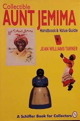 Aunt Jemima Memorabilia Price Guide Id Collector Book