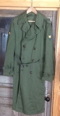 US Army Over Coat Vintage Trench coat