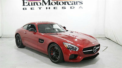2016 Mercedes-Benz AMG GT S mercedes benz amg gt s 16 17 sls coupe navigation best deal used financing red