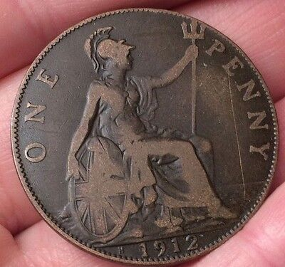 1912 Penny (H)