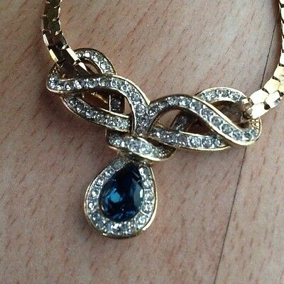 Vintage Signed  A&S  Atwood and Sawyer   Necklace