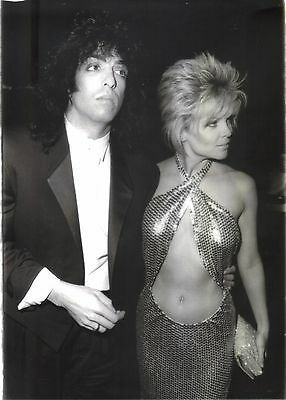 lisa hartman knots landing 7x9 original press photo PAUL STANLEY