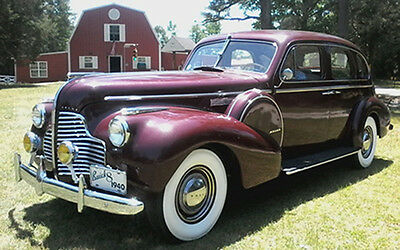 1940 Buick Other LIMITED W/DUAL SIDE MOUNTS RESTORED 1940