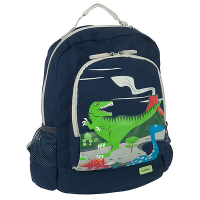 NEW Bobble Art Dinosaur Canvas Backpack