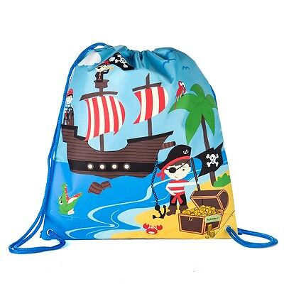 NEW Bobble Art Pirate Swimming Bag