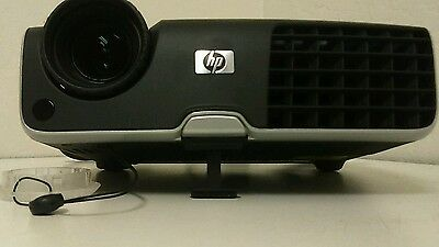 HP MP2210 Digital Movie Projector - Plays from DVD, VHS, etc.