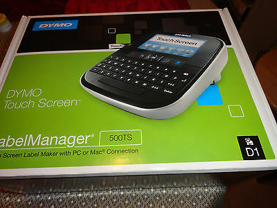 DYMO LabelManager 500TS Touch Screen Label Maker (1790417) $300 NEW