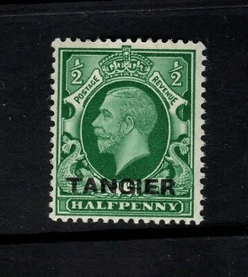 Tangier: 1935 George V ½d stamp - photogravure SG235 - MOUNTED MINT