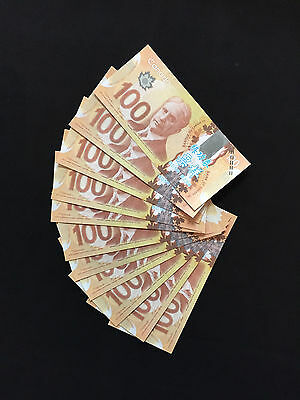 Play Money Training Banknotes Full Both Piastre Argent 100$