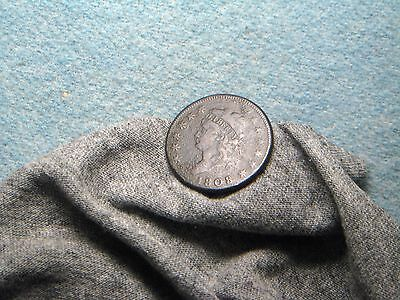 1808 Large Cent!! XF Detail? (4)