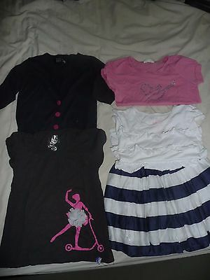 Girls size 5 assorted clothing