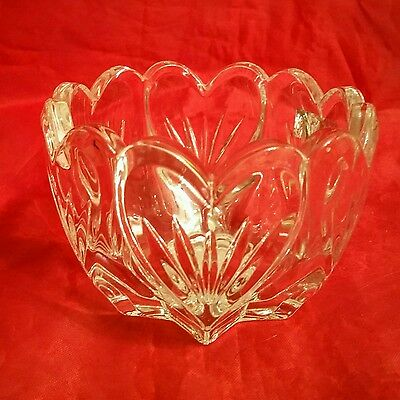 "Exquisite ""Sweet Memories"" Waterford Marquis Crystal Votive"