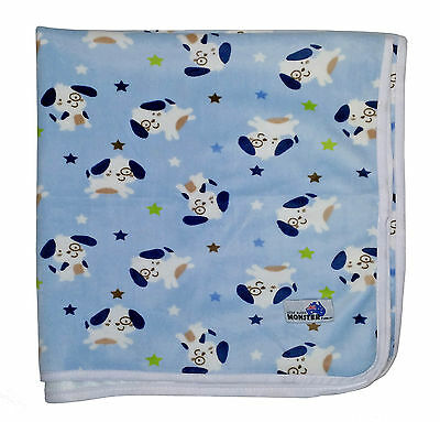 Waterproof Mat Minky Change mat, Bed mat, Mini picnic rug, Reusable Cute Dogs