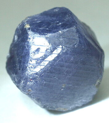 4.70cts Natural Nigerian Blue Sapphire Crystal - Cabbing/Specimen Rough