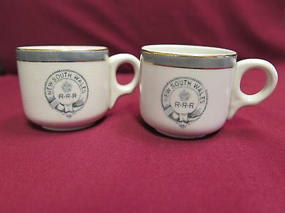 New South Wales RRR Espresso Style Cups