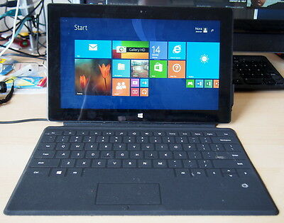 Microsoft Surface RT 32GB, Wi-Fi, 10.6in - Tablet (with Touch...
