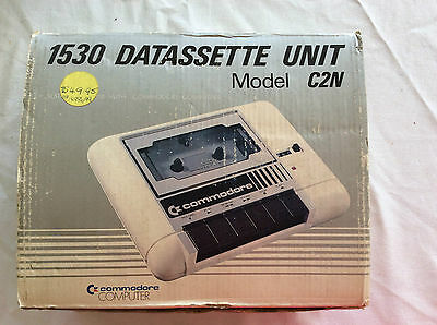 Commodore 64 Original Computer Accessory.datassette Unit 1530