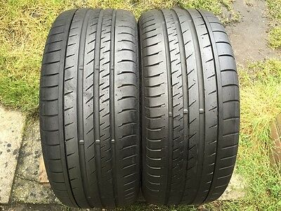 245 45 18  Continental Conti Sport Contact 3    Tyres  6.5 Mm  Tread X2