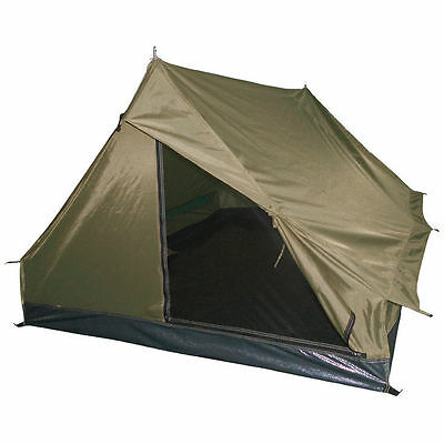 Standard Two Man Military Army Tactical Double Shelter - Coyote - Brand New