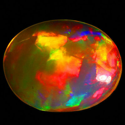 0.600Ct Nr Museum Grade Extreme Dazzler Tsehay Mewucha Honey Welo Opal See Video