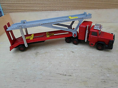 Corgi Juniors Leyland Car Transporter   Made in England
