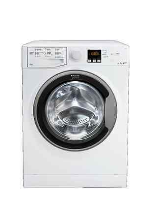 Hotpoint Ariston Lavatrice 7 kg classe A+++ Super silent RSF723S IT
