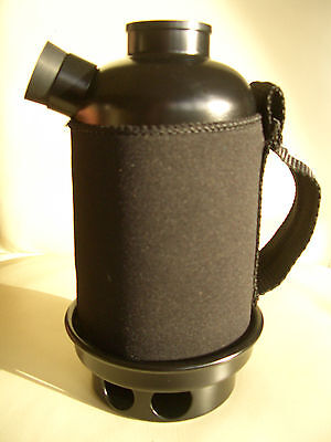 STORM Kettle in special BLACK finish, Eydon model DS direct from manufacturer.