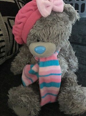 Large Tatty Teddy Been Played With