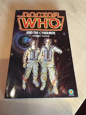 Dr Who And The Cybermen Paperback Book By Gerry Davis