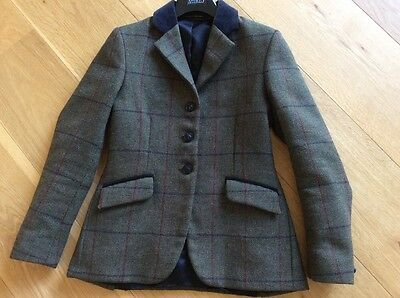 Showing Selection Tweed Show Jacket Child's Size 28""