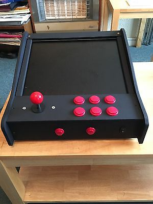 Arcade Machine Raspberry Pi Project