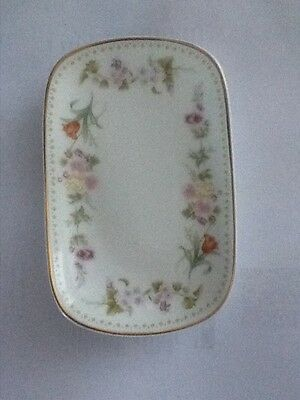 Wedgwood bone china Mirabelle oblong dish