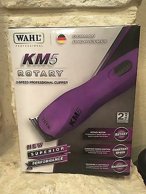 Wahl KM5 Clipper 2 Speed  Rotary Motor