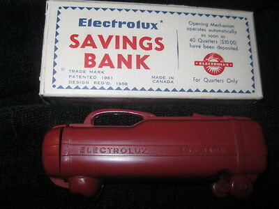 Electrolux Vacuum Still Bank In Box
