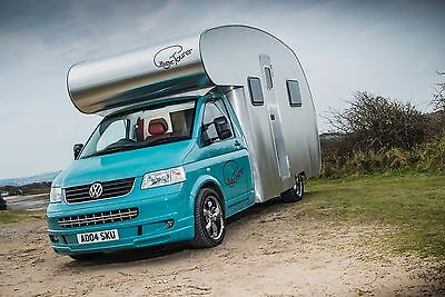 VW T5 Motor Home Hire