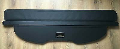 Genuine Ford Galaxy Load Cover Parcel Shelf Tonneau Blind In Black 2006-2015 Vgc