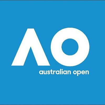 2x Australian Open Tickets, Rod Laver Arena,Thursday 19.01.17, Night,Lower Level