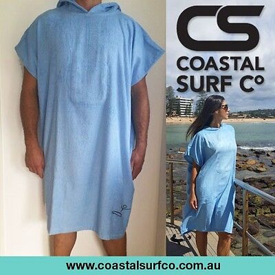 COASTAL SURF CO's Adult & Junior HOODED Poncho Towels End of Stock Sale