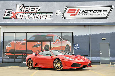 2008 Ferrari 430 Scuderia Coupe 2-Door 2008 Ferrari Scuderia Corsa Rosso, Just Serviced