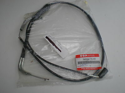 Suzuki Gt 500 And Suzuki T500  Throttle Cable